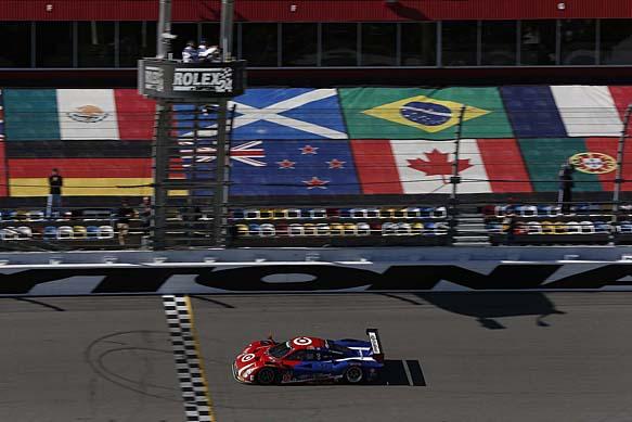 Ganassi wins 2015 Daytona 24 Hours