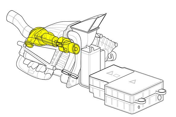Technical insight: Honda's radical Formula 1 engine for