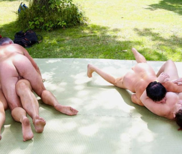 Nudist Camp Popular With Naked Wrestling Asked To Remove Eight Romping Caravans