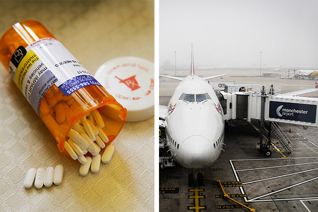 Tramadol Manchester Airport