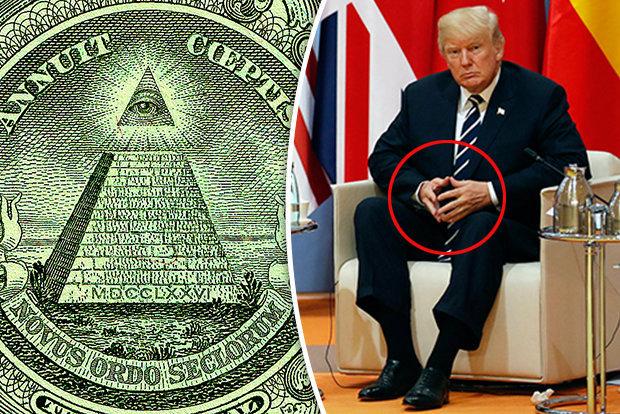 g20 world leaders illuminati conspiracy theory