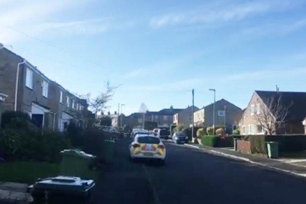 boy found dead Golcar Huddersfield