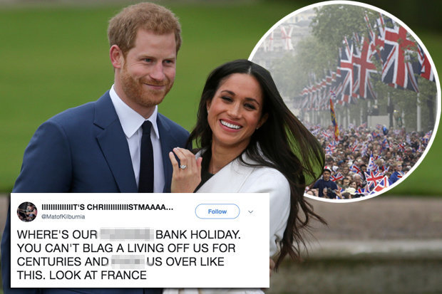Royal Wedding Off 1