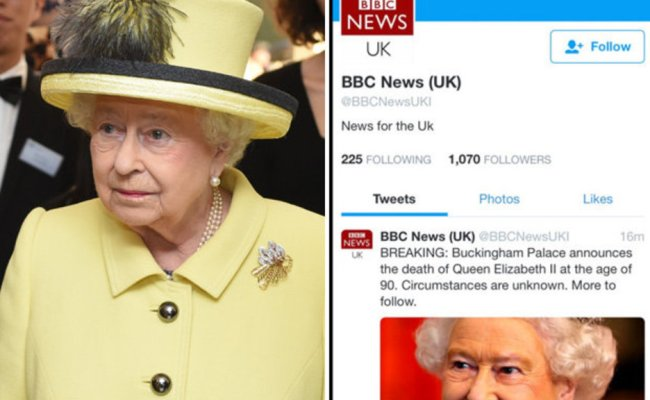 Media Blackout Queen Dead Rumours Buckingham Palace Say