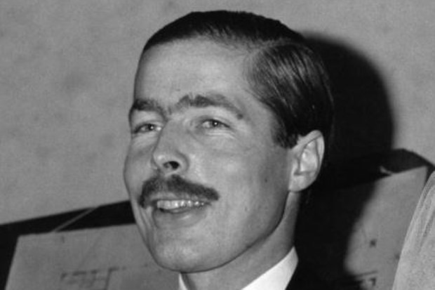 Lord Lucan before his disappearance