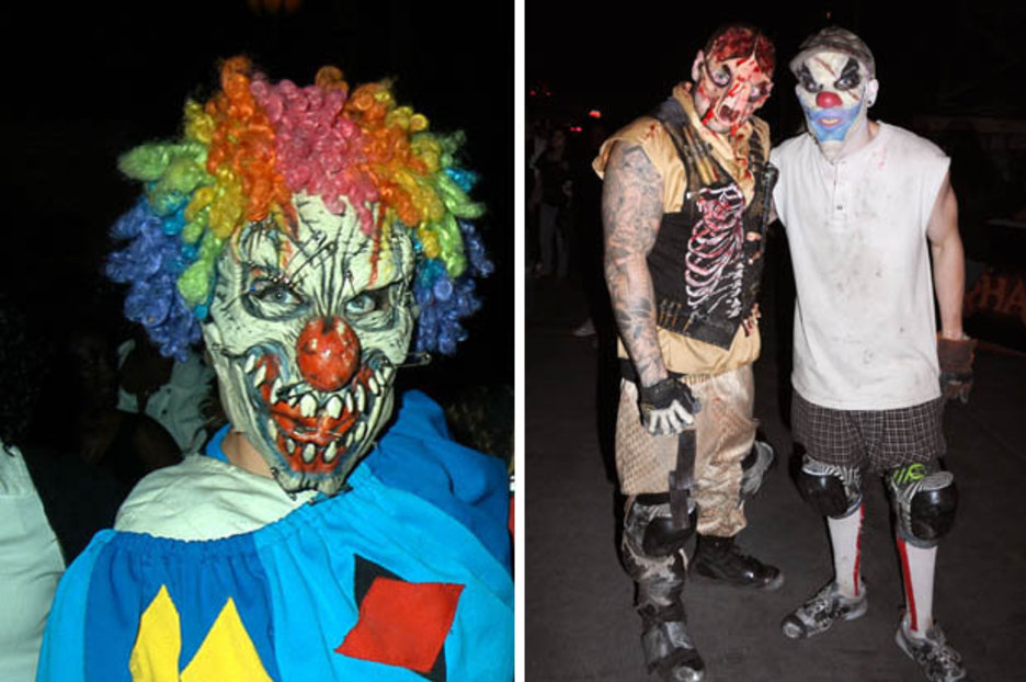 Scary Clown Costume Wearers Told Not To Scare People On
