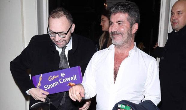 Simon cowell sex romps
