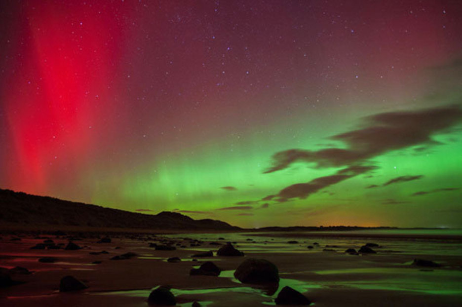 Northern Lights Real Pictures