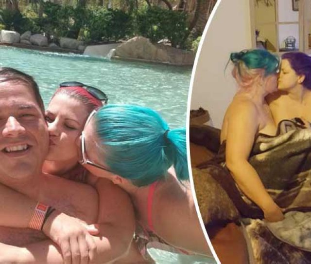 Couple Who Invited Younger Woman Into Marriage Reveal Why Sex Is Better