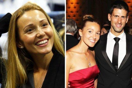 Novak Djokovic wife in CUTE Instagram post as tennis star ...