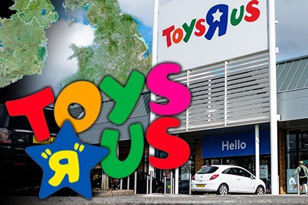 Toys R Us Planning Uk Comeback Under New Name Daily Star