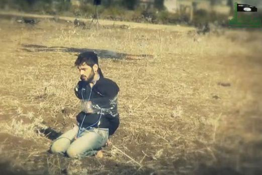 Al Qaida prisoner awaits ISIS fate