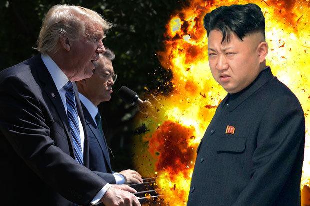 north korea missile tst