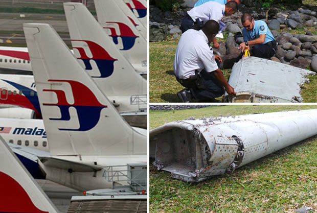 Malaysia airlines flight final report