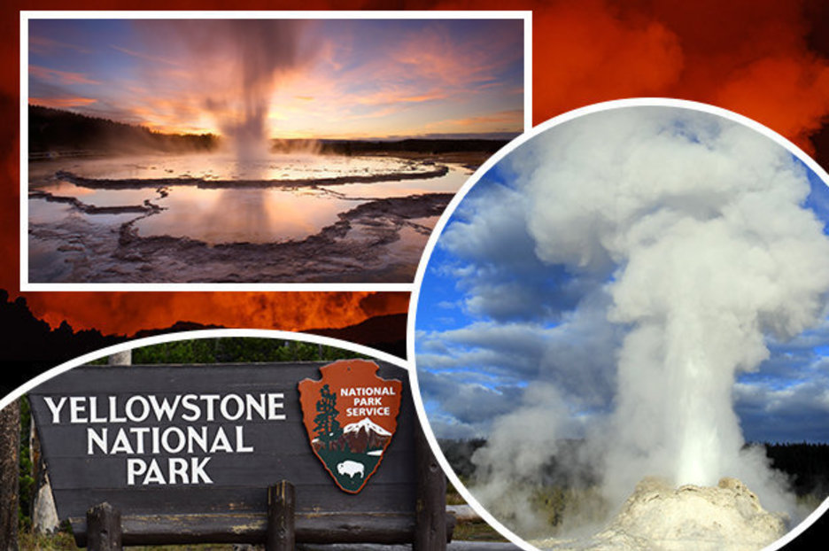 Yellowstone Supervolcano Rocked By 2 500 Earthquakes