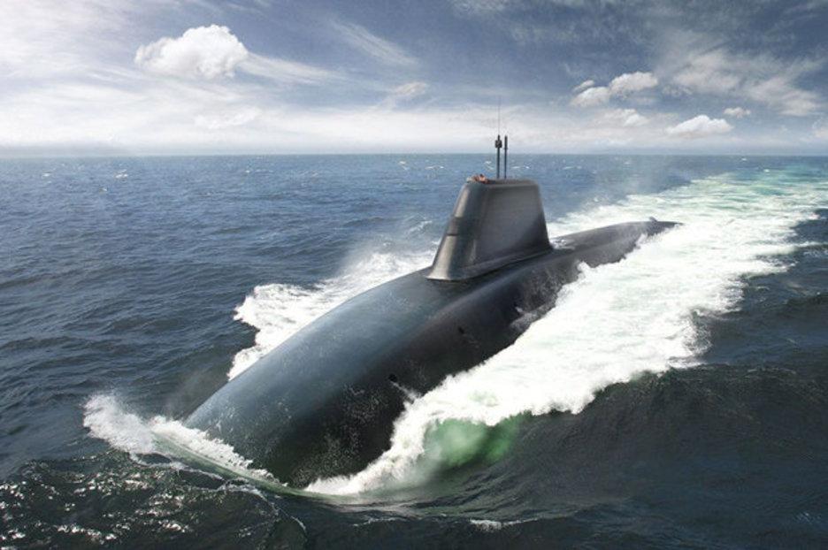Royal Navys new nuclear submarine dubbed HMS Dreadnought