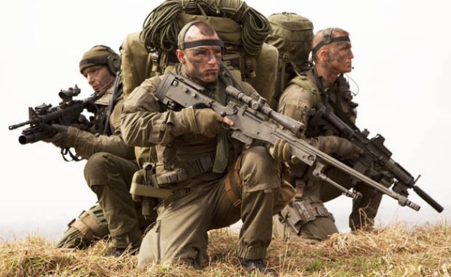 Special Forces To Evacuate British In Turkey In Case Of