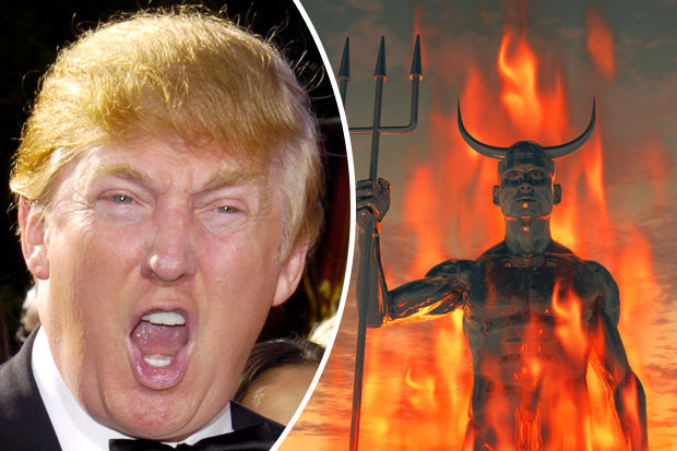 Donald Trump As Antichrist