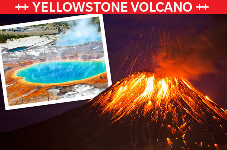 Yellowstone Super Volcano Two Nuclear Winters Caused By