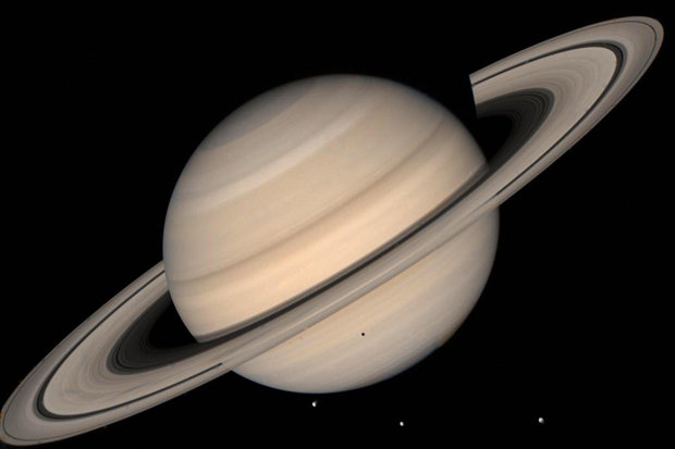 Alien life breakthrough as NASA discover warm spots on Saturn moon Enceladus  Daily Star