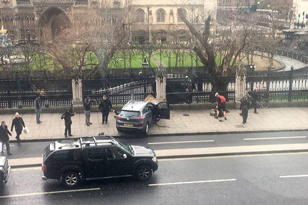 Image result for Westminster Attack