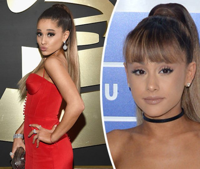 Ariana Grandes Fans Angry At The Naked Selfies