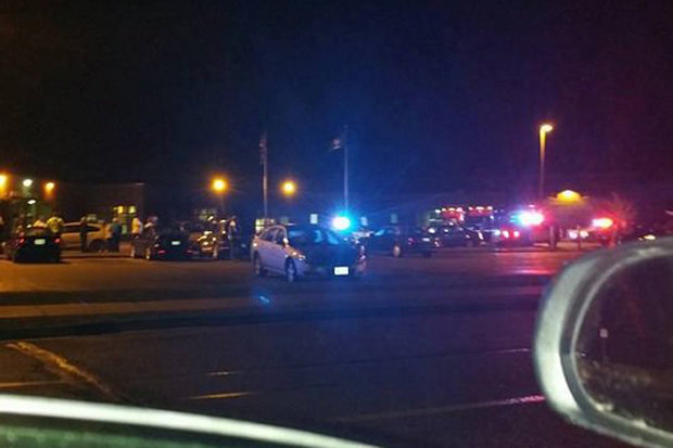 Casualties As Gunman Opens Fire During A High School Prom