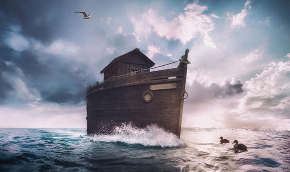Explorers think they have found Noah's Ark