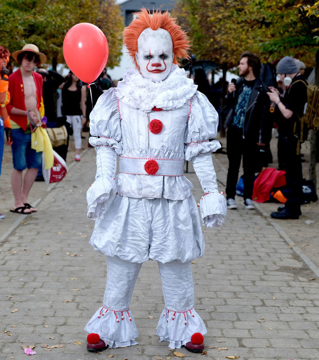 Pennywise rocked Comic Con