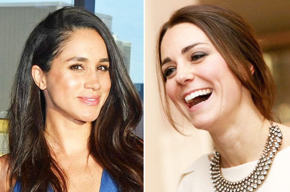 Prince Harry And Meghan Markle Suits Actress Asks Kate