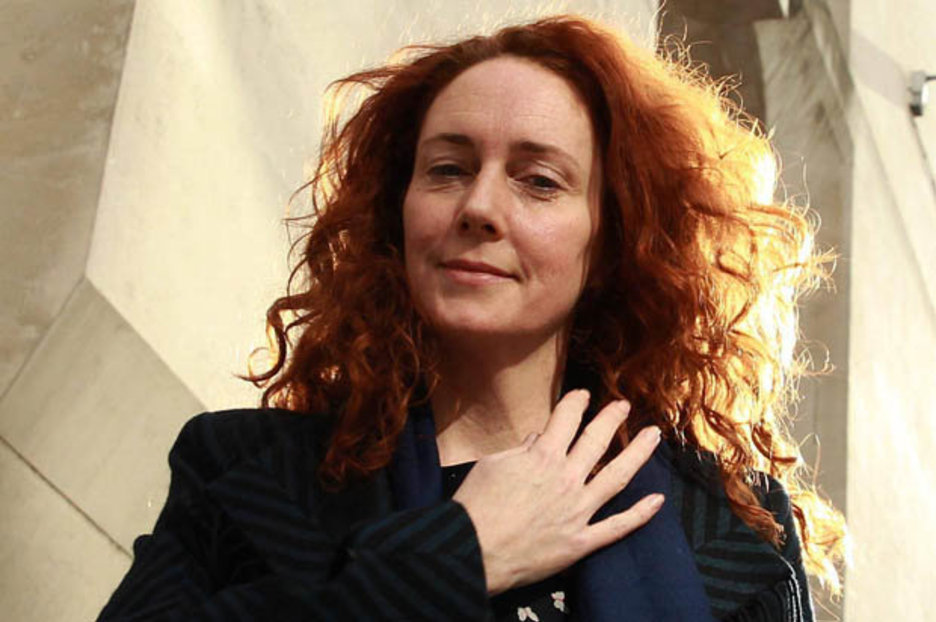 Rebekah Brooks found NOT GUILTY of misconduct charge in