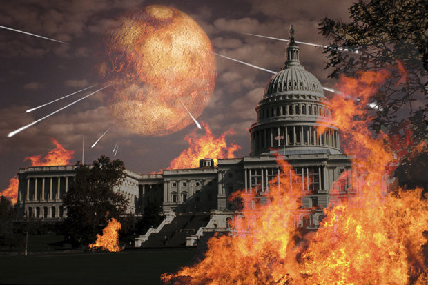 Nibiru Apocalypse End of the World Armageddon Government