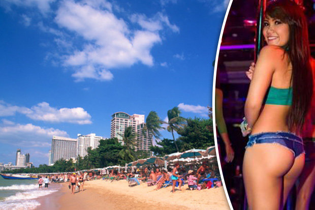 Pattaya offers sunny beaches and hot nightlife