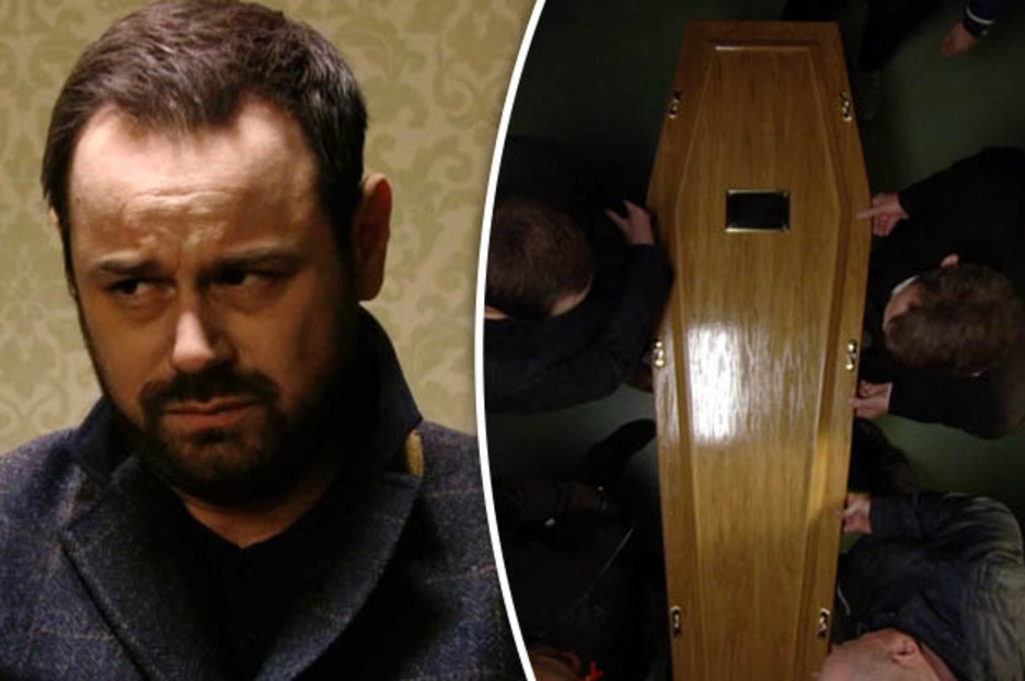 EastEnders 2018 cast Mick Carter discovers dead body  Daily Star