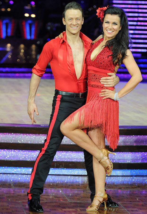 Susanna Reids Strictly Come Dancing Wardrobe Malfunction