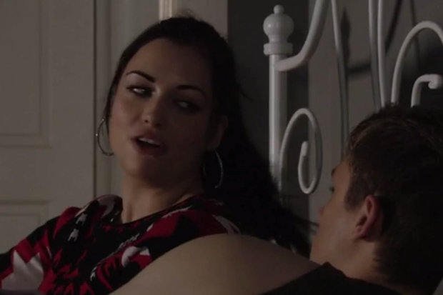 Eastenders Spoiler Whitney And Lee Take Major Step In