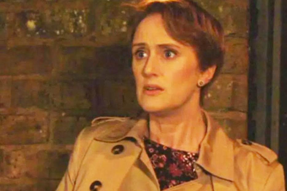 EastEnders Michelle shocked as teenage lover arrives  Daily Star
