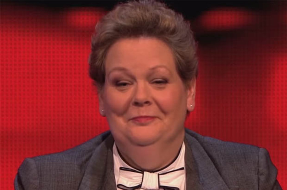 Loose Women The Chase Anne Hegerty Has Dramatic