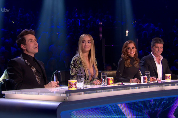 X Factor vs The Voice rivalry Boy George slates judges for not being committed  Daily Star