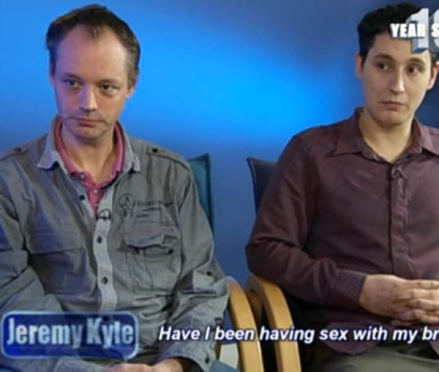 Jeremy Kyle Show Guests