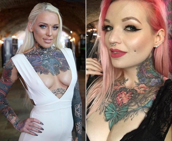 Tattoo Convention: The Rites of Passage in Sydney attracts ...