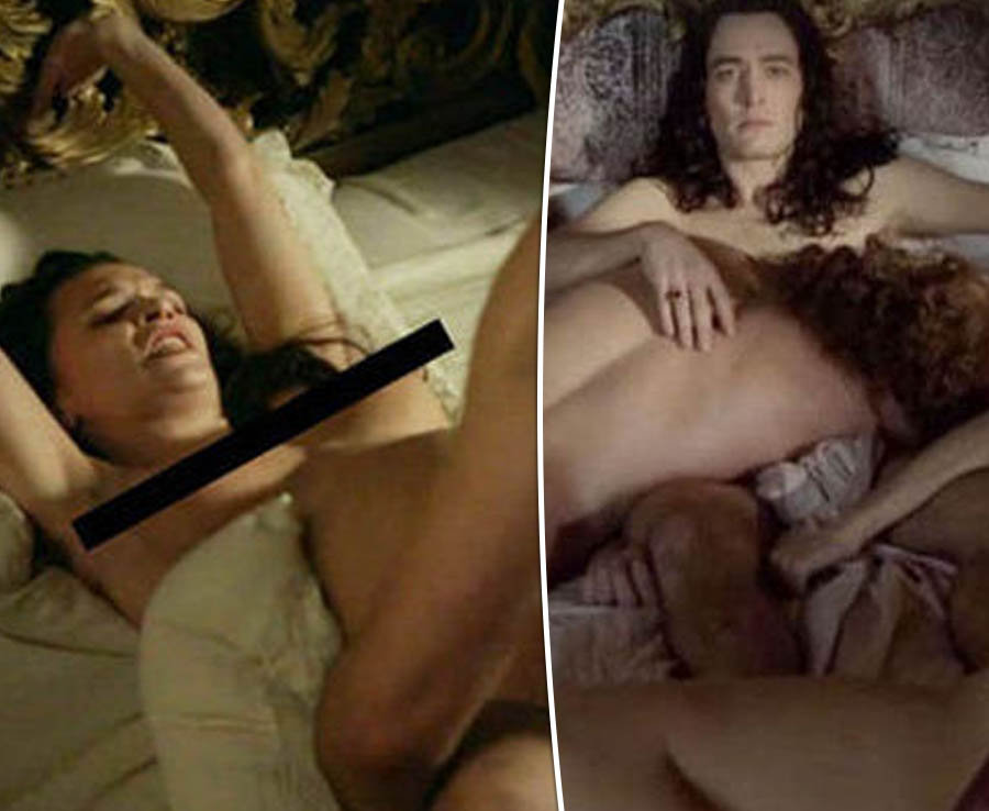 Versailles gets even more filthy with graphic sex scenes