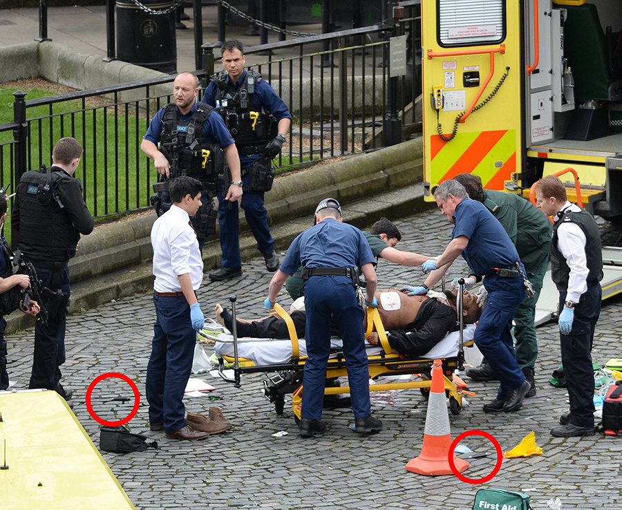 Terror Attack London Timeline What We Know So Far From