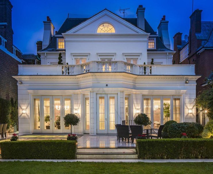 Image result for anthony joshua house