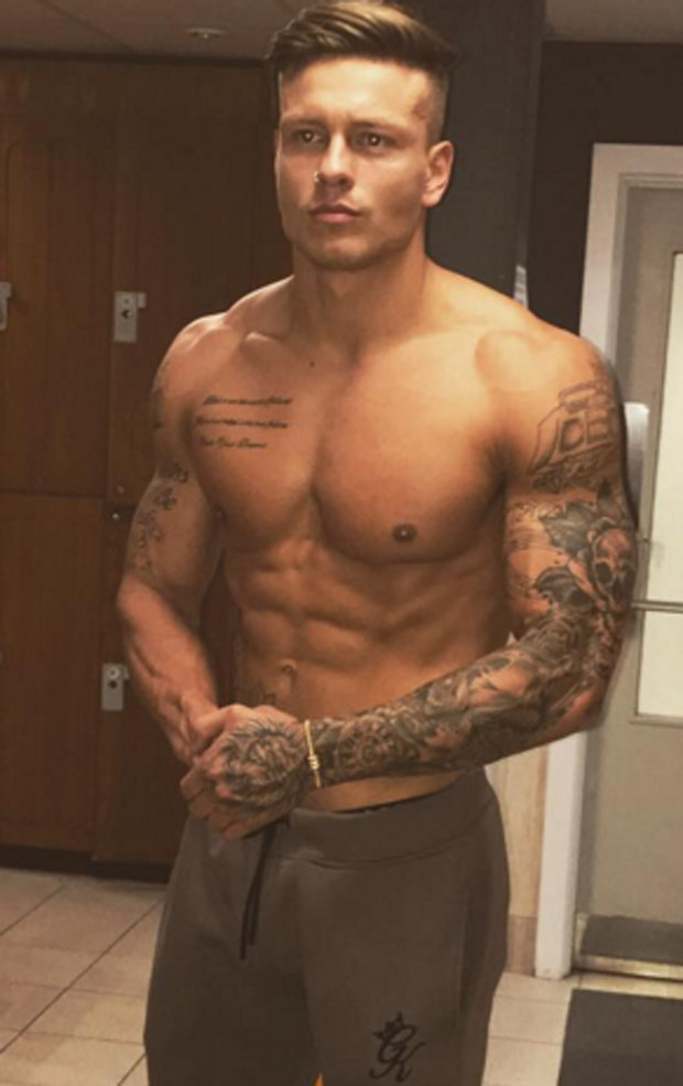 Alex Bowen divides fans with epic tattoo Hes ruined
