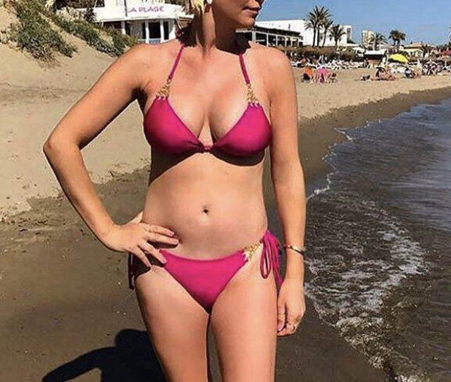 Denise Van Outen Bikini Picture