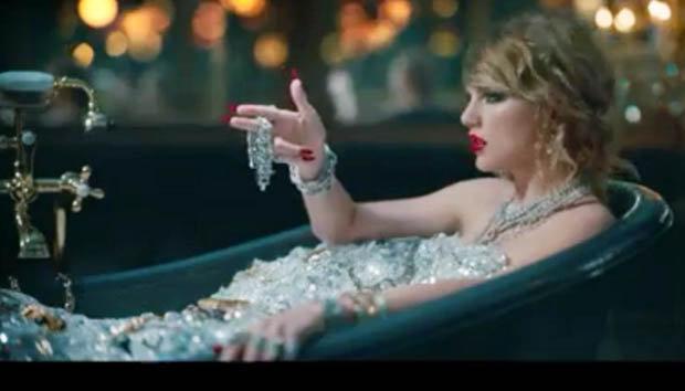 Taylor Swift New Song Mocking Kim Kardashians Paris