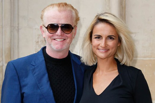 Chris Evans wife: Who is BBC Radio 2 presenter's wife ...