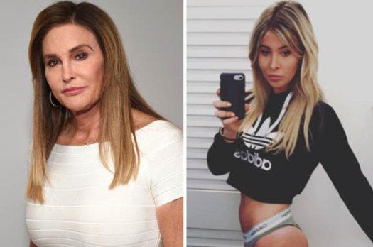 Caitlyn Jenner 2017: I Am Cait star dating Sophia Hutchins ...