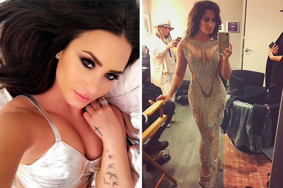 Demi Lovato leaked photos singer becomes latest targeted